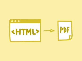 Convert HTML to PDF online