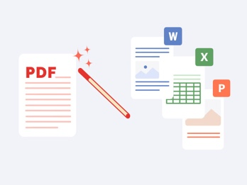 How to Convert PDF to Office offline