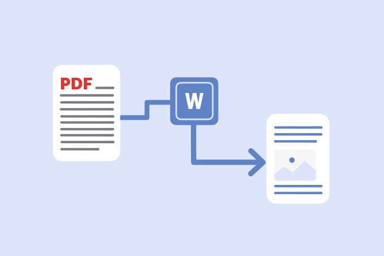 How to add text into a PDF file
