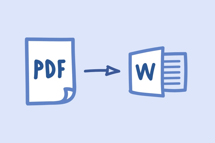 convert pdf to word online free without mail