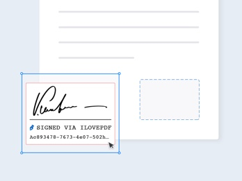 Why sign with a Digital Signature?
