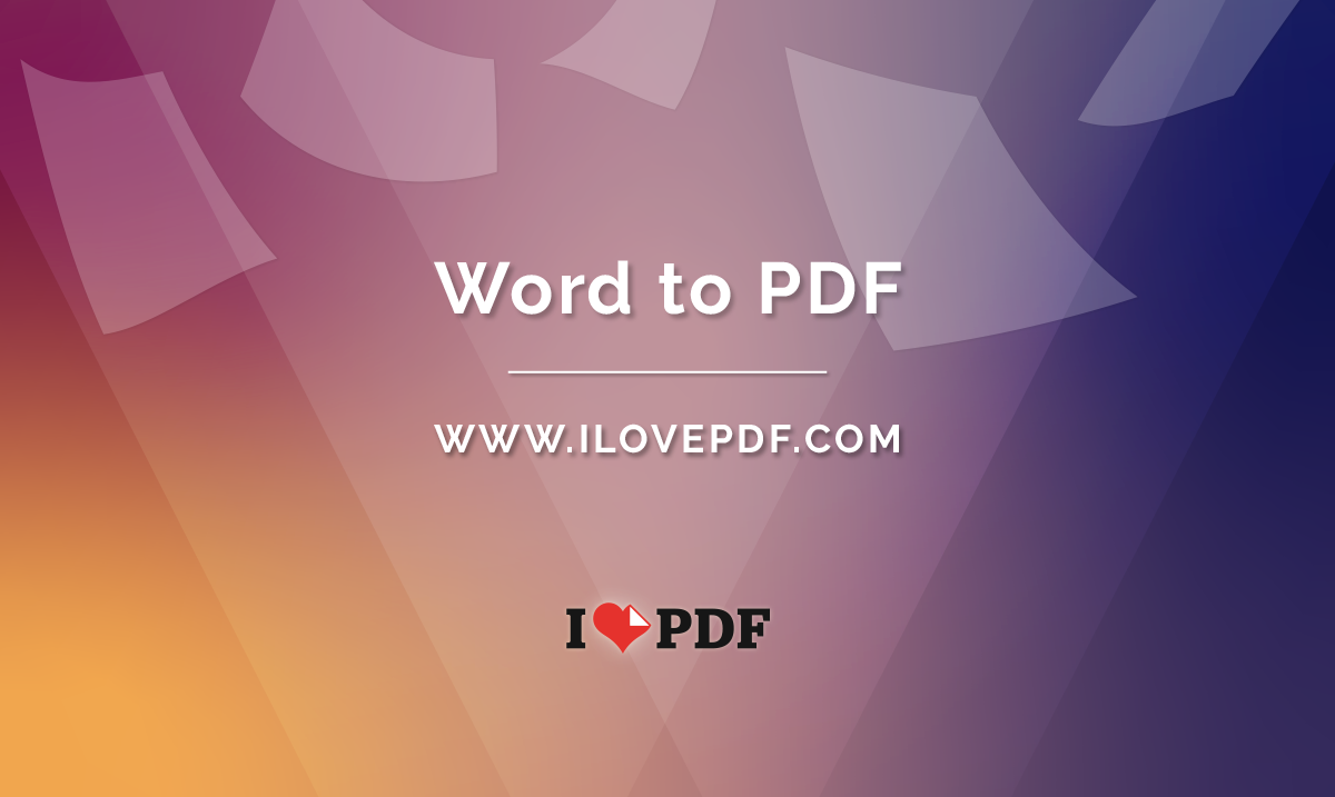 converter word to pdf for free