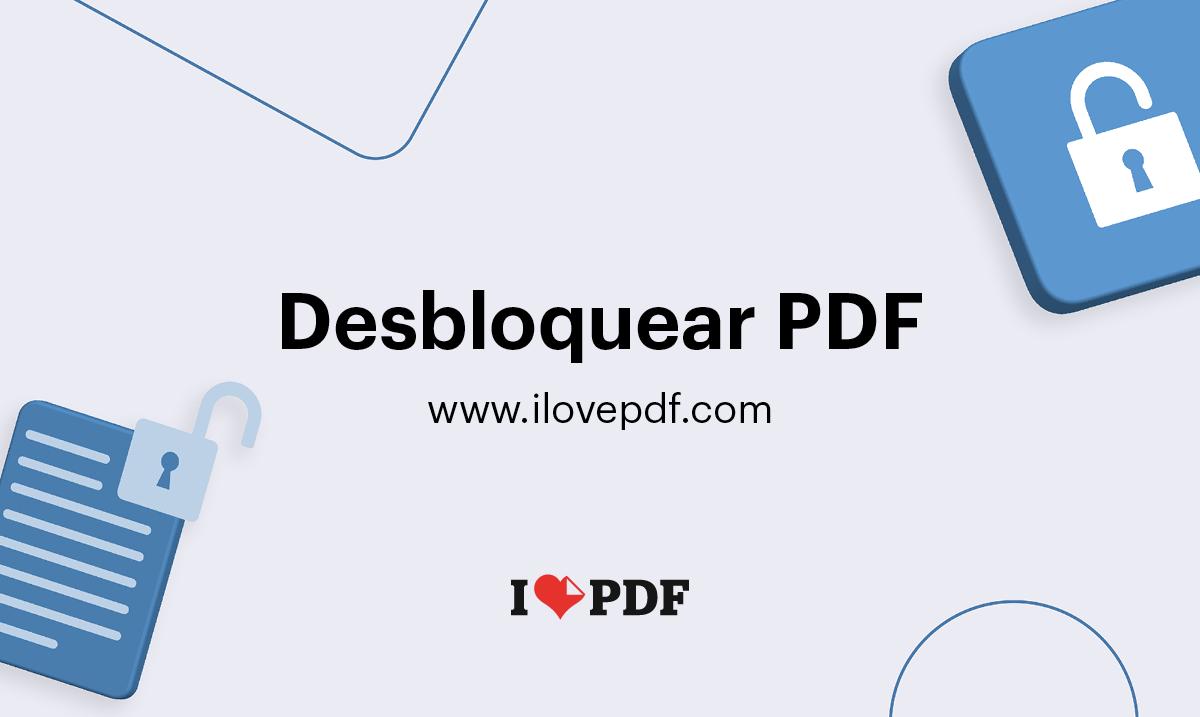 Desbloqueador De Pdf